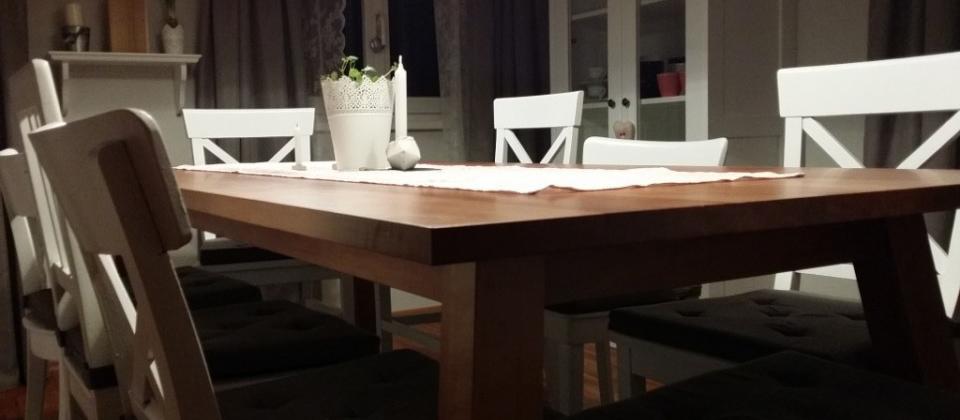 Tischler Halmdienst Mürzzuschlag Esstisch